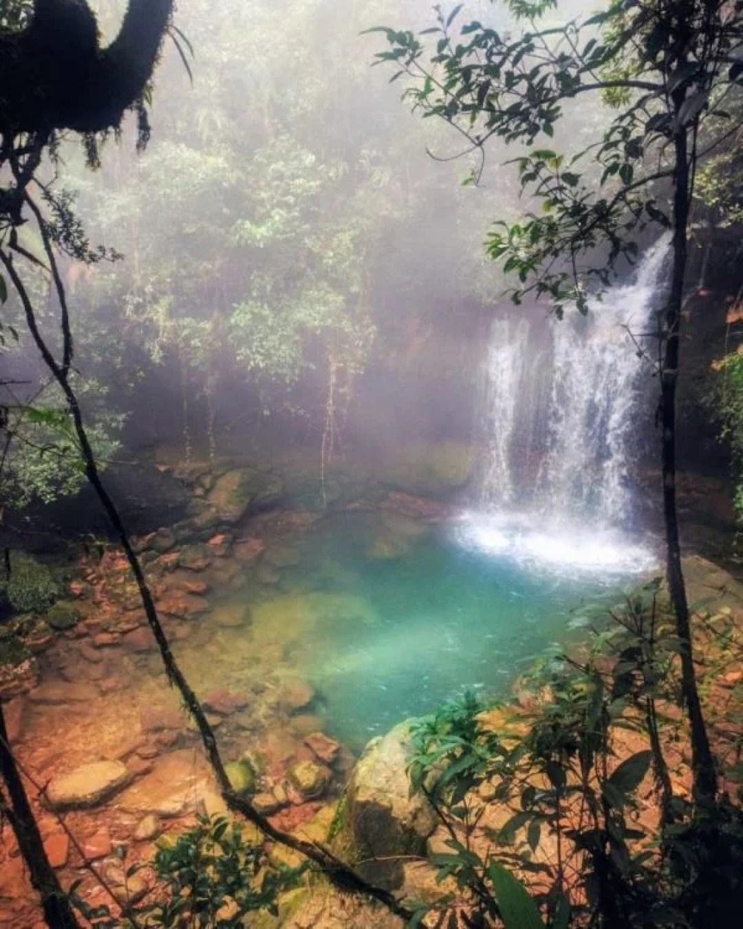 Garden of Caves, Meghalaya