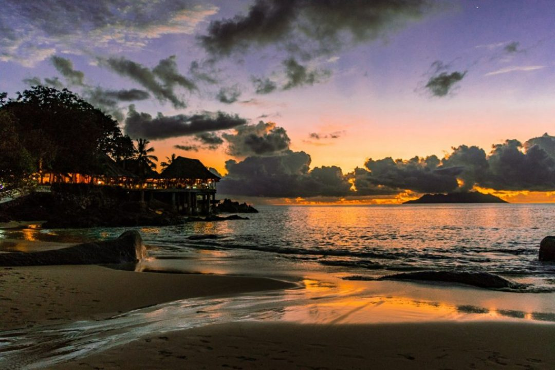 Sunset Beach, Mahe