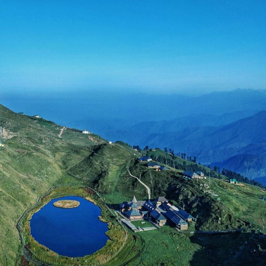 Prashar Lake, Hill Stations in India