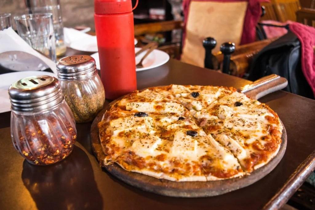 Glider's Pizzeria, Bir Billing