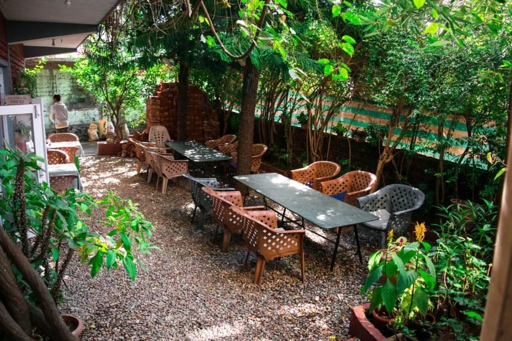 Garden Cafe and Restaurant, Bir Billing