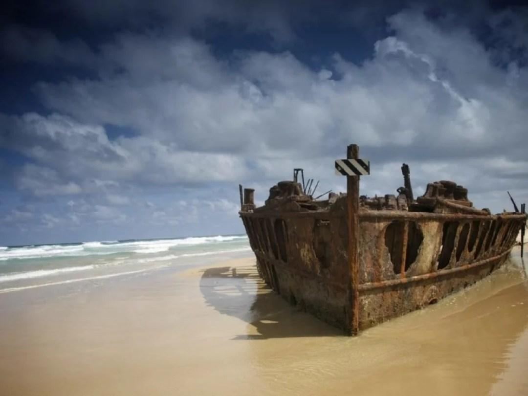 Fraser Island, Roadtrips in Australia