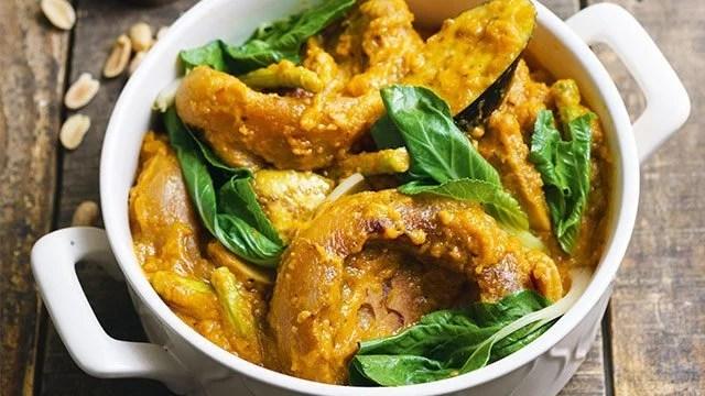 Kare Kare, Southeast Asia Food