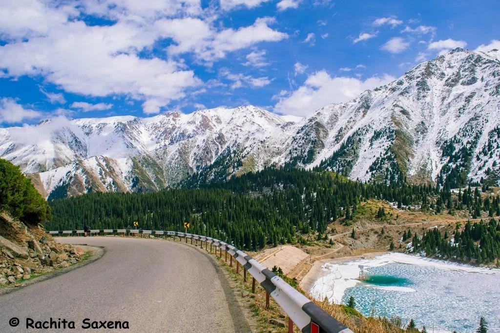 How to Reach Big Almaty Lake