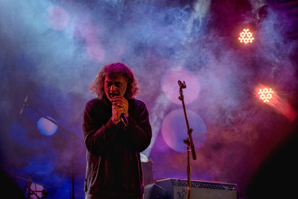 Lucky Ali, Ziro Festival of Music 2019