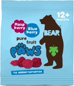 BEAR - Paws Framboos & Bosbes