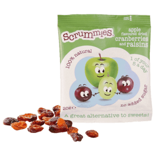 Scrummies - Appel