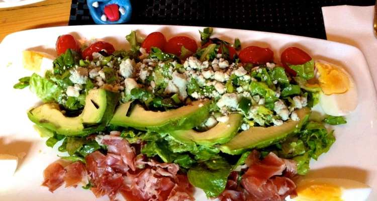 Cobb Salad from Matchbox