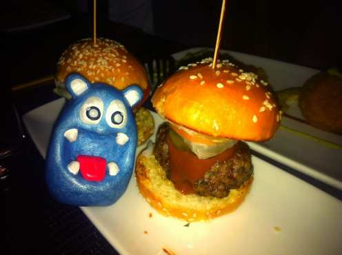 Beef Sliders from Co Co Sala