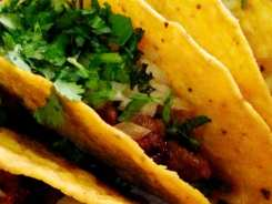 Beef Tacos from Tippy's Taco
