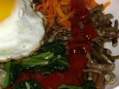 Bibim Bap from Muzette