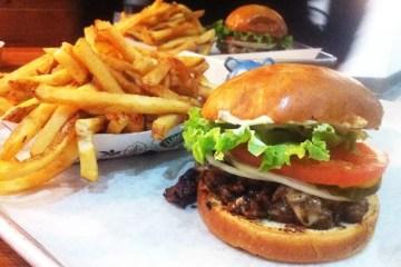 Bulgogi Burger from Kraze Burgers