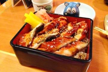 Eel Bowl from Ikko