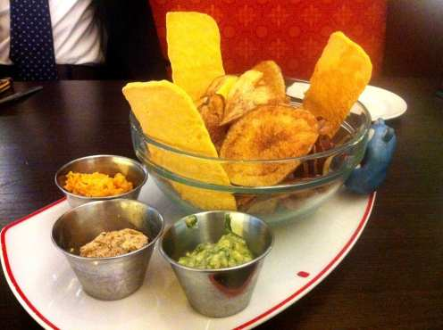 Farmers Chips from Founding Farmers MoCo