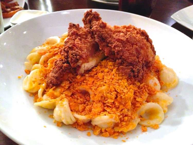 Dorito Mac n Cheese Fried Chicken $12 @ Quench Rockville