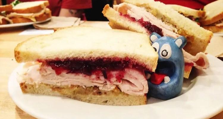 Nobadeer Sandwich from Jetties Bethesda
