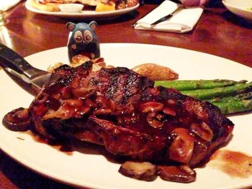 Piedmontese All Natural Bone In Strip-Steak from Seasons 52