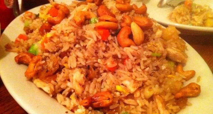 Pineapple Fried Rice from Ruan Thai