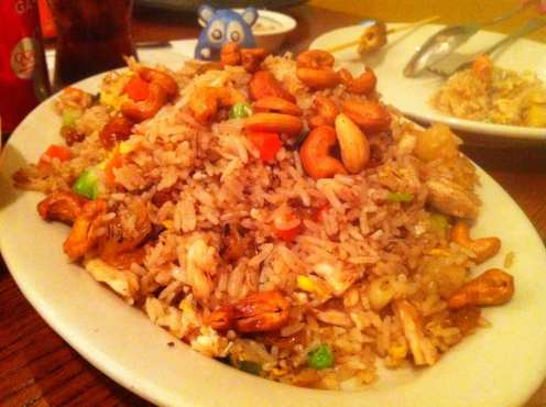 Pineapple Fried Rice from Ruan Thai