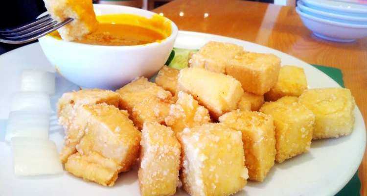 Satay Tofu from Grand Fuson