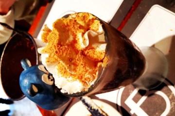 Smores Milkshake from Ted's Bulletin