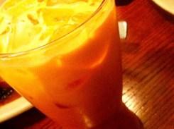 Thai Ice Tea from Ruan Thai