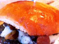 Big Daddy Bacon Burger $8 @ Burger Tap & Shake Foggy Bottom