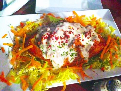 Canoa from Cafe Del Angel San Juan Puerto Rico