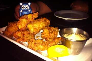 Chicken Fried Oysters from Marvin