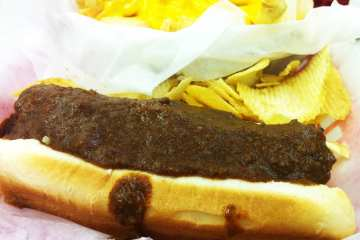 Chili Half Smoked from Ben's Chili Bowl