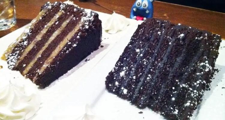 Chocolate Cake from Eggspectation