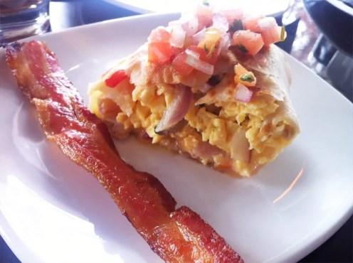 Chorizo Grinder Burrito from Getaway