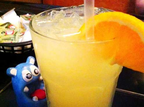 Creamsicle Crush from Coins Pub Ocean City