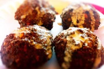 Falafel Balls from Pita Hut