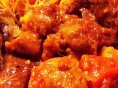 Filipino Food from Lumpia Pansit