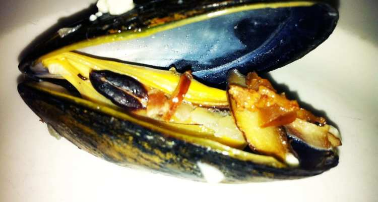 Island Mussels from Mad Fox