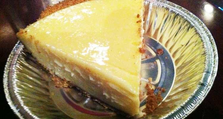 Key Lime Pie from Dangerously Delicious Pies