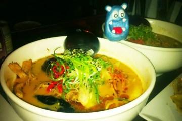 Kimchie Ramen from Toki Undergroud