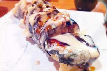 Las Vegas Roll from Ikko
