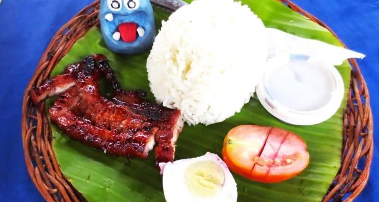 Liempo from MaNild's Ilonggo's Sinugba Manila Philippines