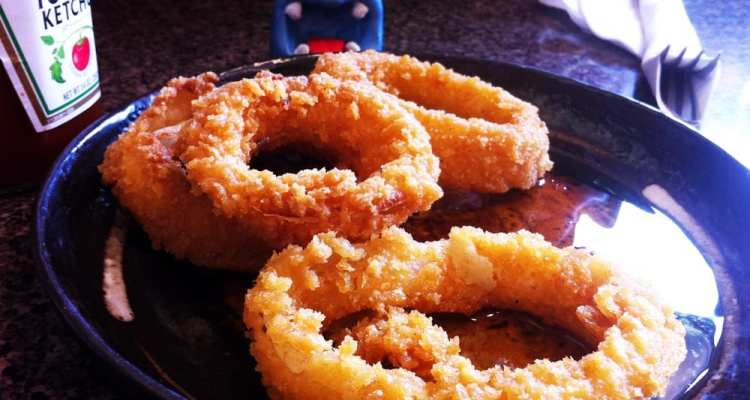 Onion Rings from Mark's Kitchen
