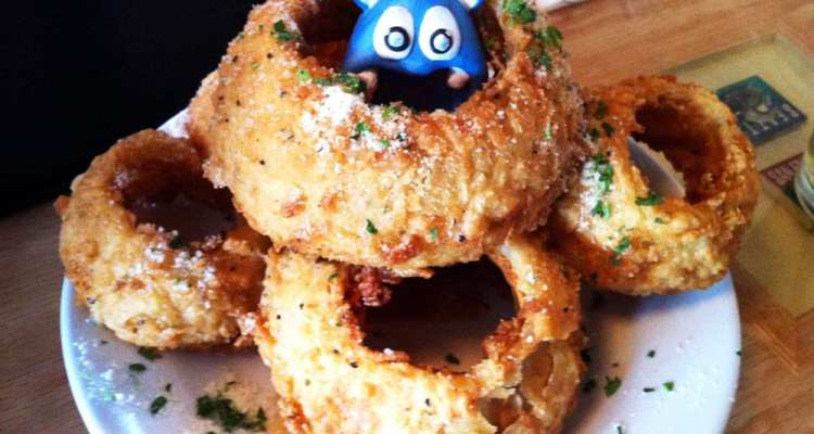 Onion Rings from Matchbox Rockville