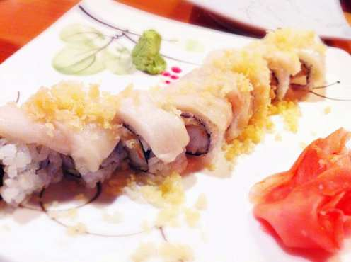 Snow White Roll from Ikko
