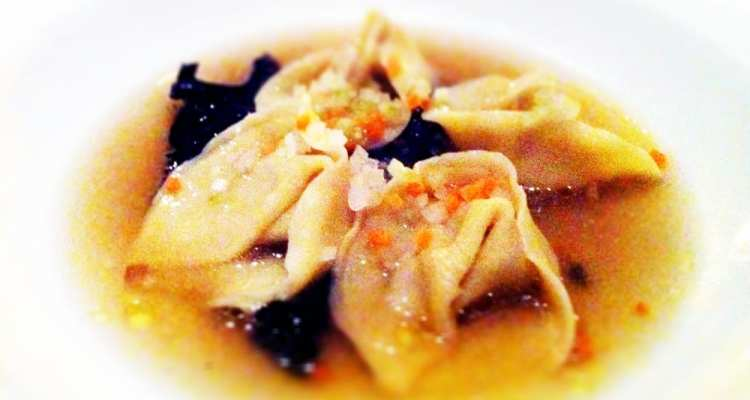 Sunchoke Tortellini from Birch & Barley