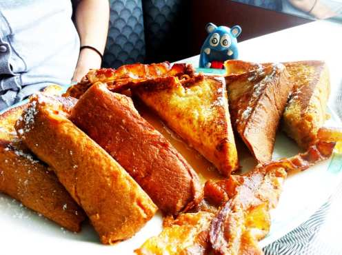 French Toast from Ted's 355