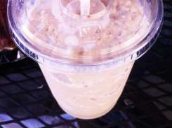 Freddo Vanilla from SIP Coffee San Antonio Texas