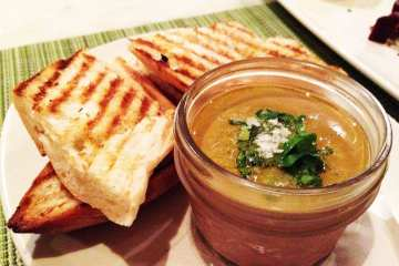 Chicken Liver Pate from 8407 Kitchen Bar