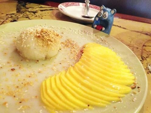 Sticky Rice from Malaysia Kopitiam