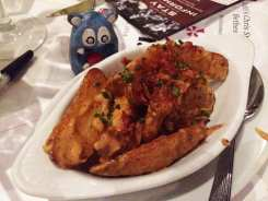 Fingerling Potatoes @ Ruth's Chris Bethesda