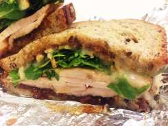 Dreamland Sandwich $10 @ Jetties Bethesda